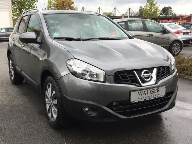 verkauft nissan qashqai tekna 4x4 nav gebraucht 2012 km in f rth. Black Bedroom Furniture Sets. Home Design Ideas