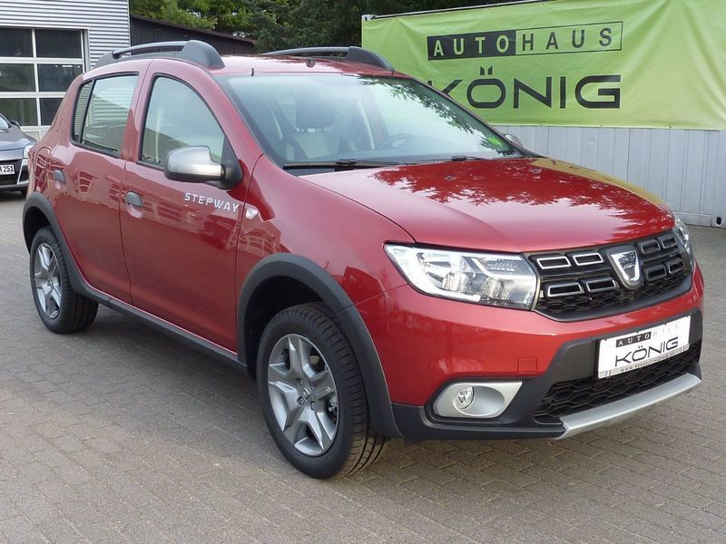 verkauft dacia sandero stepway dci 90 gebraucht 2016 10 km in bonn. Black Bedroom Furniture Sets. Home Design Ideas