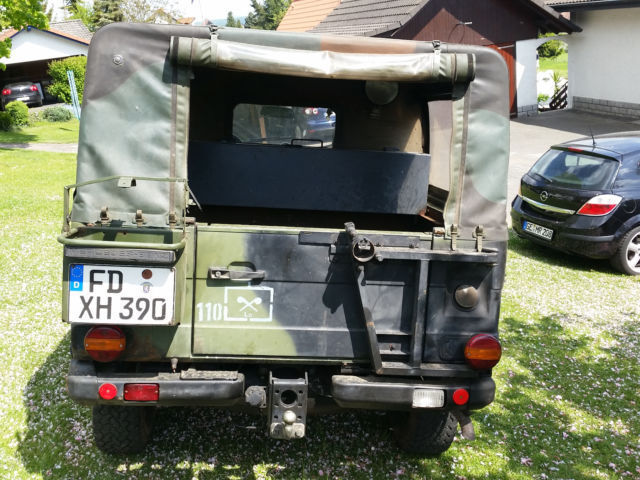 verkauft mercedes g250 wolf bundeswehr gebraucht 1991 km in flieden. Black Bedroom Furniture Sets. Home Design Ideas