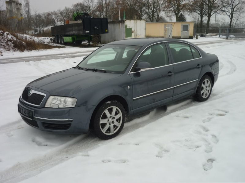 verkauft skoda superb 2 0 tdi dpf excl gebraucht 2008 km in lippstadt. Black Bedroom Furniture Sets. Home Design Ideas