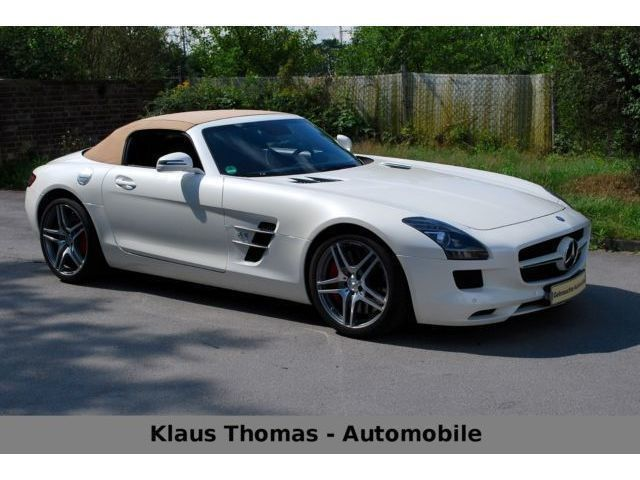 verkauft mercedes sls amg roadster deu gebraucht 2012 km in duisburg. Black Bedroom Furniture Sets. Home Design Ideas