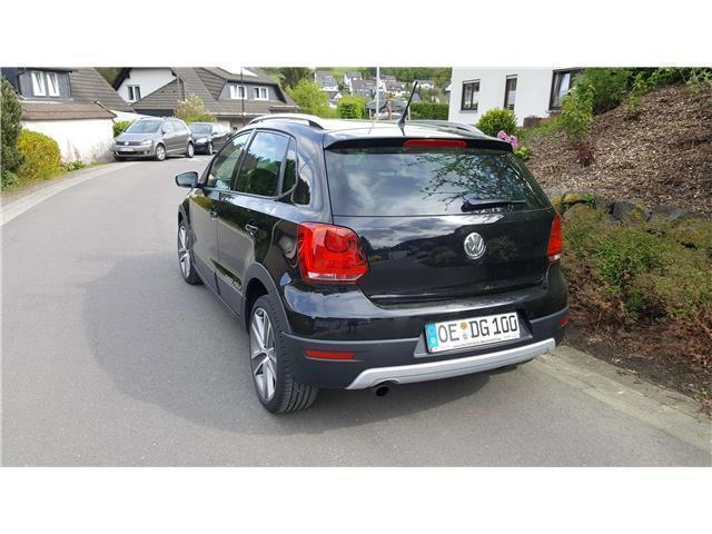 verkauft vw polo cross 1 2 tsi gebraucht 2012 km. Black Bedroom Furniture Sets. Home Design Ideas