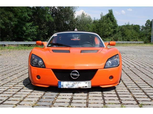 verkauft opel speedster 2 0 turbo gebraucht 2004 km in ketsch. Black Bedroom Furniture Sets. Home Design Ideas