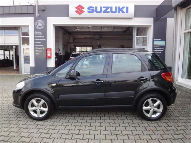 verkauft suzuki sx4 1 6 vvt 4x4 comfor gebraucht 2009 km in gefrees. Black Bedroom Furniture Sets. Home Design Ideas