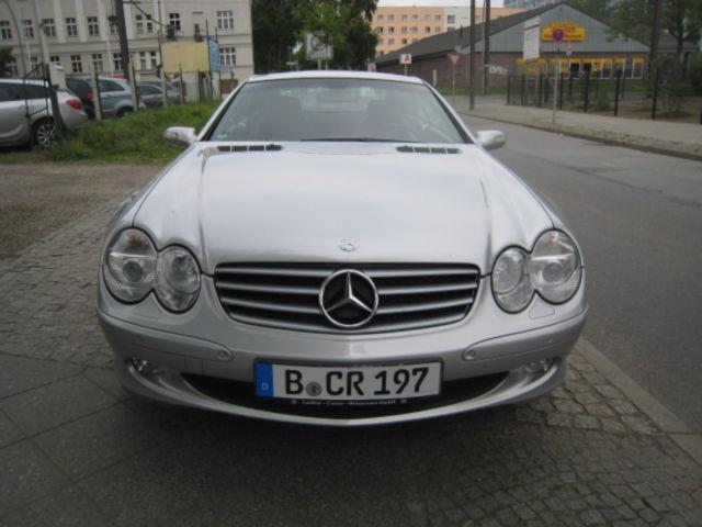 gebraucht automatik mercedes sl350 2004 km in. Black Bedroom Furniture Sets. Home Design Ideas