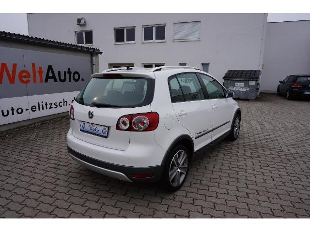 verkauft vw golf plus cross 2 0 tdi g gebraucht 2013 km in radeburg. Black Bedroom Furniture Sets. Home Design Ideas
