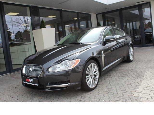 verkauft jaguar xf 3 0 v6 diesel grace gebraucht 2010. Black Bedroom Furniture Sets. Home Design Ideas