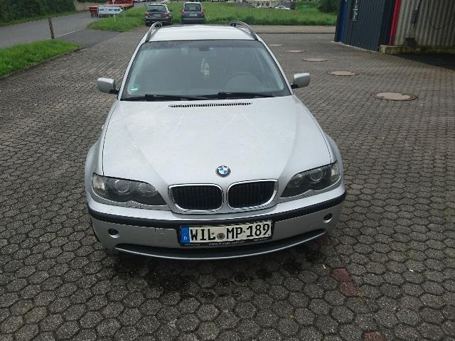 verkauft bmw 320 3er touring gebraucht 2004 km in landscheid. Black Bedroom Furniture Sets. Home Design Ideas