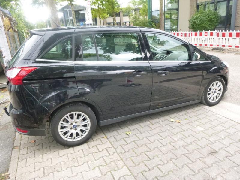 verkauft ford grand c max 2 0 tdci aut gebraucht 2011 km in mannheim. Black Bedroom Furniture Sets. Home Design Ideas