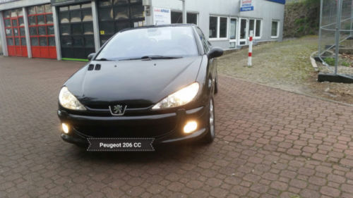 verkauft peugeot 206 cc hdi fap 110 fi gebraucht 2006 km in hannover. Black Bedroom Furniture Sets. Home Design Ideas