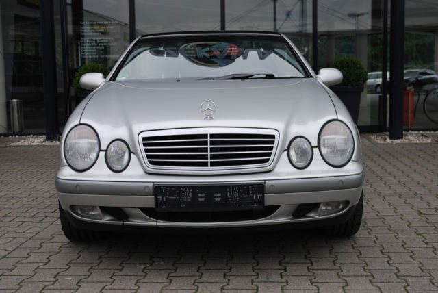 verkauft mercedes clk320 cabrio elegan gebraucht 1999. Black Bedroom Furniture Sets. Home Design Ideas
