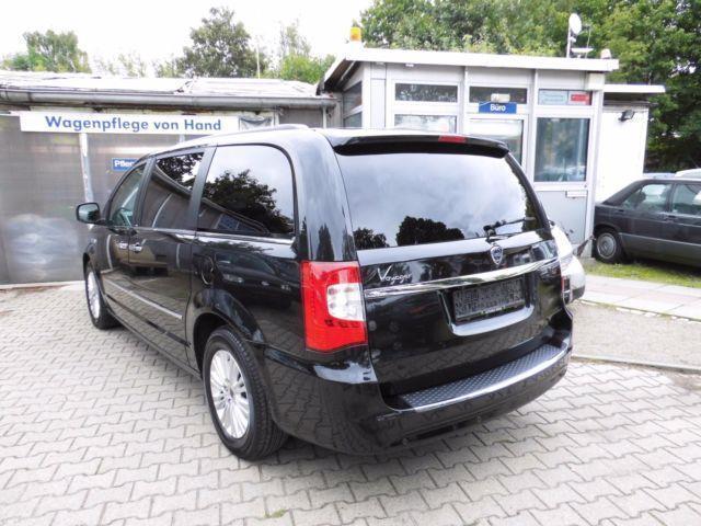 verkauft lancia voyager 2 8 crd16v aut gebraucht 2012 km in berlin. Black Bedroom Furniture Sets. Home Design Ideas