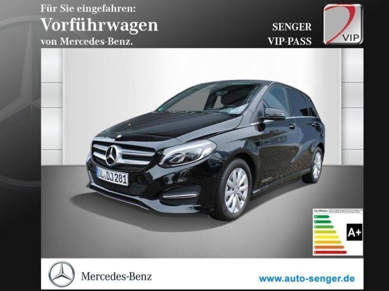 gebraucht Mercedes B180 d Style, LED, PARKTRONIC, WD-Glas Autom.