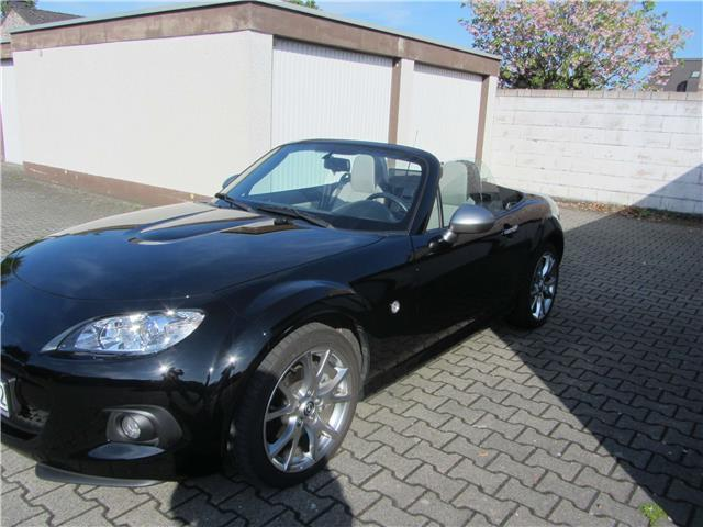 verkauft mazda mx5 roadster 1 8 mzr kl gebraucht 2014 6. Black Bedroom Furniture Sets. Home Design Ideas