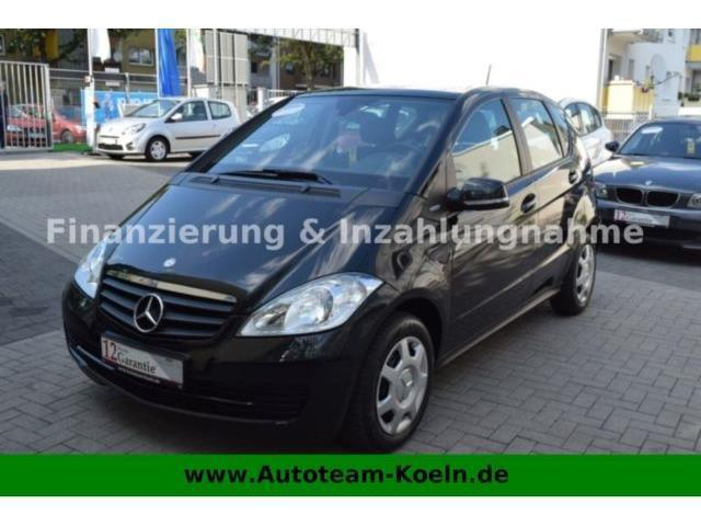 verkauft mercedes a160 a klassegarantie gebraucht 2011 km in k ln. Black Bedroom Furniture Sets. Home Design Ideas