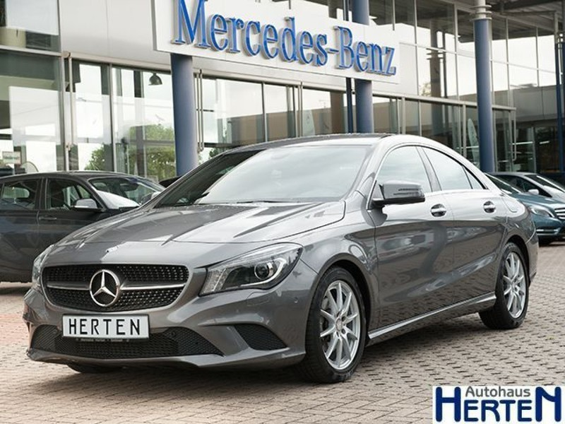 verkauft mercedes cla200 cla klasse gebraucht 2013 km in gro aspach. Black Bedroom Furniture Sets. Home Design Ideas