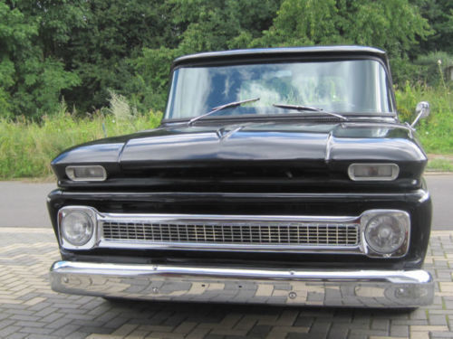 verkauft chevrolet c10 pick up hot rod gebraucht 1962. Black Bedroom Furniture Sets. Home Design Ideas