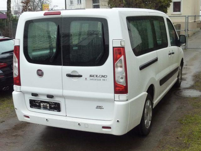 verkauft fiat scudo 130multijet l2h1 p gebraucht 2014 km in hannover. Black Bedroom Furniture Sets. Home Design Ideas