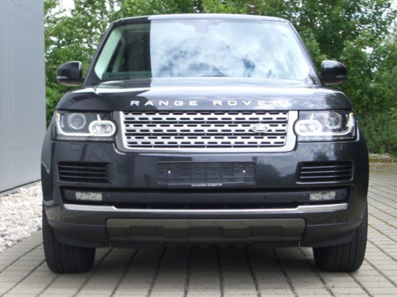 verkauft land rover range rover vogue gebraucht 2013 km in ulm. Black Bedroom Furniture Sets. Home Design Ideas