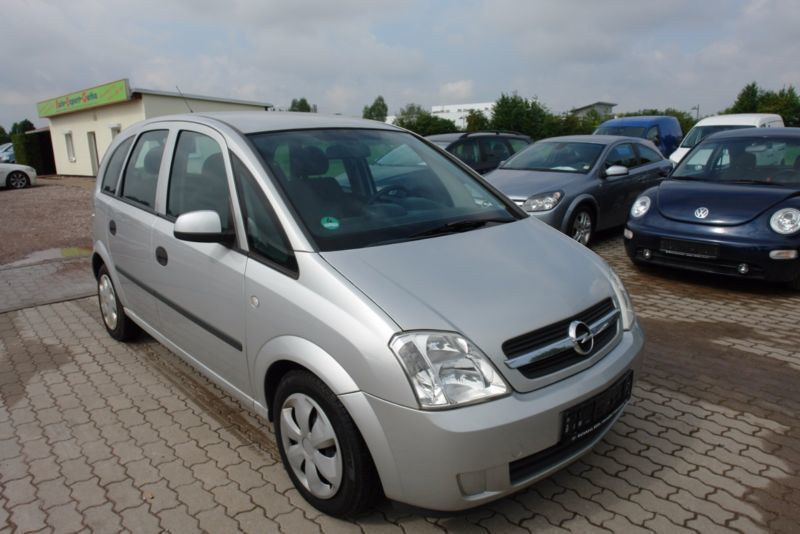 verkauft opel meriva 1 7 cdti enjoy eu gebraucht 2003 km in gotha. Black Bedroom Furniture Sets. Home Design Ideas