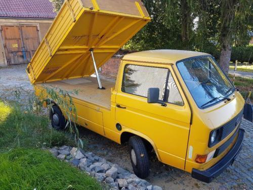 verkauft vw t3 kipper gebraucht 1990 km in reichenbach ober. Black Bedroom Furniture Sets. Home Design Ideas