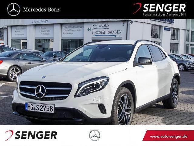 gebraucht Mercedes GLA220 d SCORE Night Park-Assist Bi-Xenon Navi