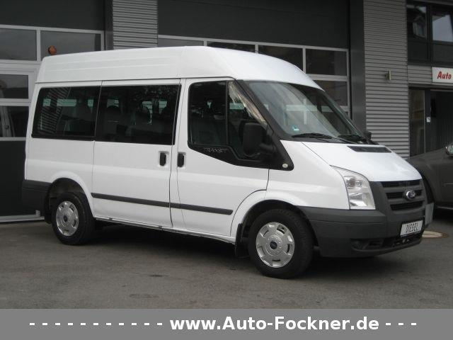 gebraucht 2 2 tdci pkw bus 9 sitzer hochdach 1 hd ford transit 2010 km in wuppertal. Black Bedroom Furniture Sets. Home Design Ideas