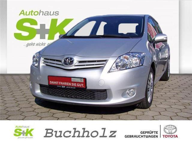 gebraucht Toyota Auris  8 Fach bereift, ABS Fahrerairbag SERVO