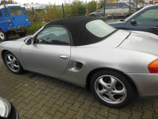 verkauft porsche boxster gebraucht 1997 km in essen. Black Bedroom Furniture Sets. Home Design Ideas
