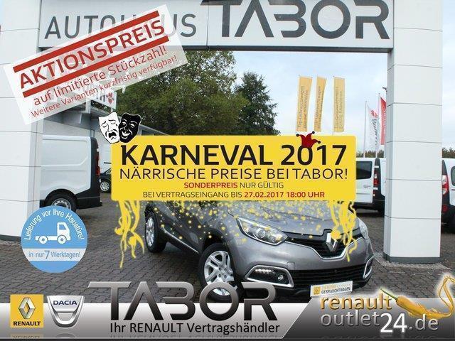 gebraucht Renault Captur 1.5 dCi 110 FAP eco² Luxe ENERGY