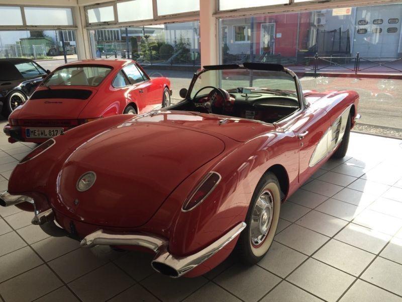 c1 gebrauchte corvette c1 kaufen 13 g nstige autos zum. Black Bedroom Furniture Sets. Home Design Ideas
