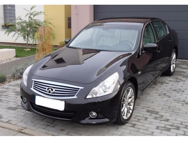 verkauft infiniti g37 awd aut gebraucht 2010 km in hitzacker. Black Bedroom Furniture Sets. Home Design Ideas