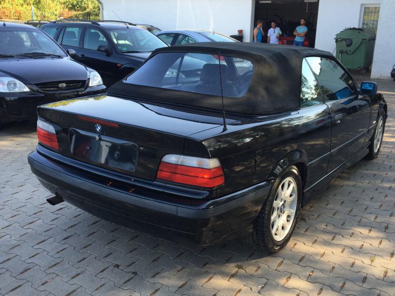 gebraucht bmw 320 cabriolet 1998 km in mannheim. Black Bedroom Furniture Sets. Home Design Ideas