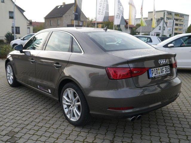 gebraucht Audi A3 Limousine e1096e9b426