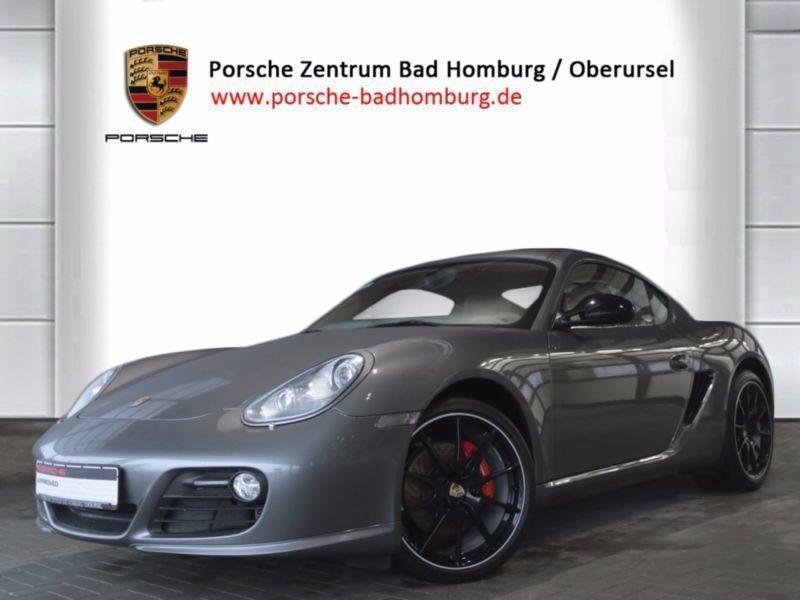verkauft porsche cayman s 987 design gebraucht 2012 km in hofheim taunus. Black Bedroom Furniture Sets. Home Design Ideas
