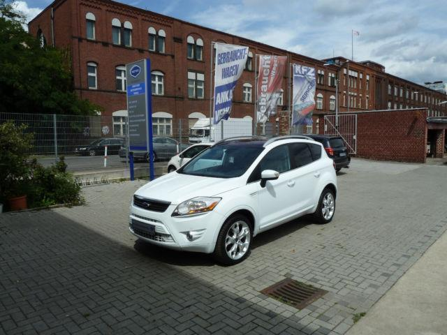 verkauft ford kuga white magic gebraucht 2010 km in k ln. Black Bedroom Furniture Sets. Home Design Ideas