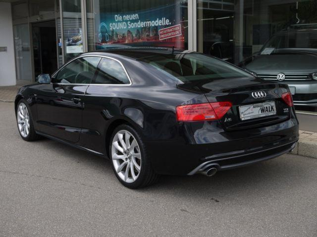 verkauft audi a5 coupe 3 0 tdi quattro gebraucht 2014. Black Bedroom Furniture Sets. Home Design Ideas
