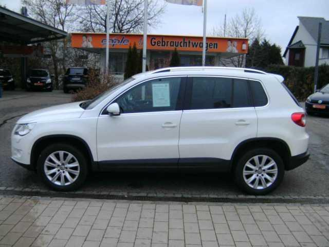 gebraucht 2 0tdi sport style 4motion panorama vw tiguan 2010 km in lingen. Black Bedroom Furniture Sets. Home Design Ideas