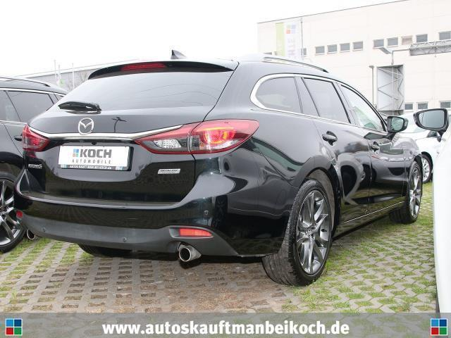 verkauft mazda 6 kombi skyactiv g 192 gebraucht 2016 30 km in rutesheim. Black Bedroom Furniture Sets. Home Design Ideas