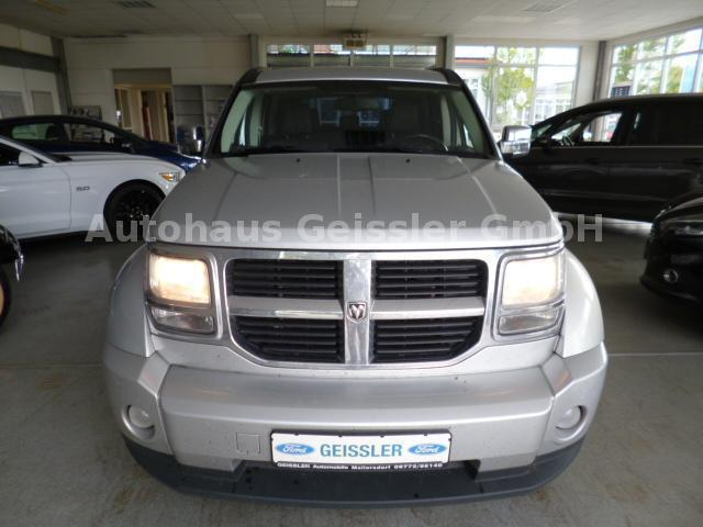 verkauft dodge nitro sxt shzg ahk k gebraucht 2009 km in mallersdorf pfaff. Black Bedroom Furniture Sets. Home Design Ideas