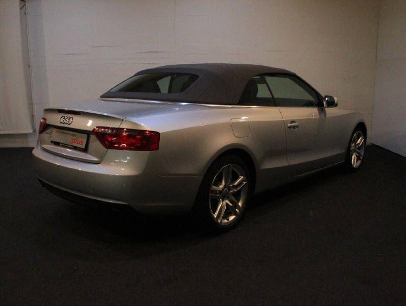 verkauft audi a5 cabriolet 2 0 tdi gebraucht 2012 km in saarbr cken. Black Bedroom Furniture Sets. Home Design Ideas