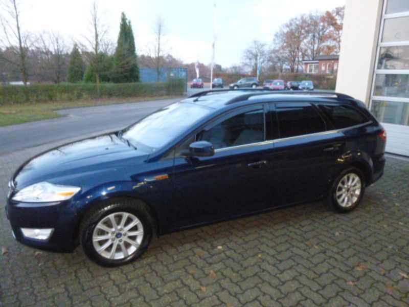 verkauft ford mondeo turnier titanium gebraucht 2010 km in rheine. Black Bedroom Furniture Sets. Home Design Ideas