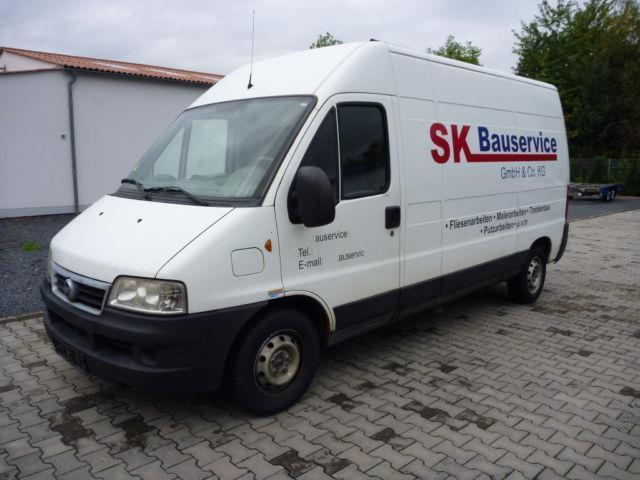 verkauft fiat ducato maxi gebraucht 2004 km in bendorf. Black Bedroom Furniture Sets. Home Design Ideas