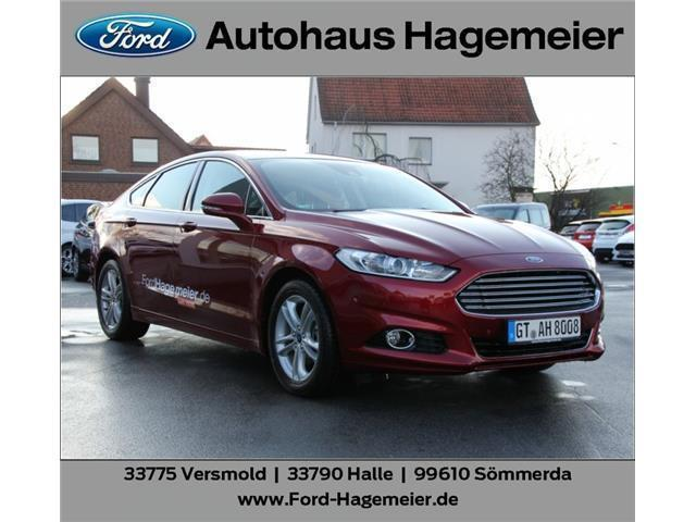verkauft ford mondeo titanium gebraucht 2014 km in versmold. Black Bedroom Furniture Sets. Home Design Ideas