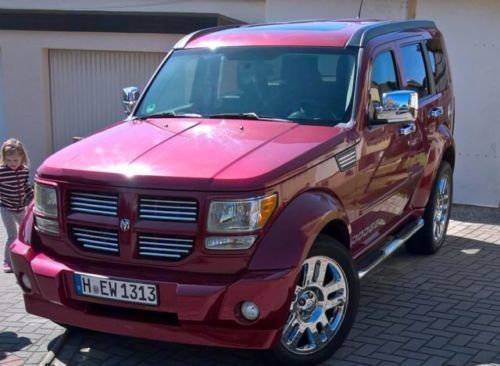 verkauft dodge nitro 4 0 automatik r t gebraucht 2007 km in garbsen. Black Bedroom Furniture Sets. Home Design Ideas