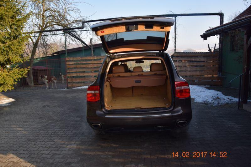 verkauft porsche cayenne tiptronic s gebraucht 2008 148. Black Bedroom Furniture Sets. Home Design Ideas