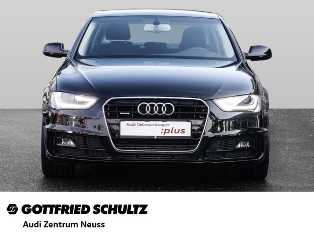 gebraucht Audi A4 Limousine 2.0 TDI quattro Ambition - Klima,Xenon,Sitzheizung,Alu,Servo,
