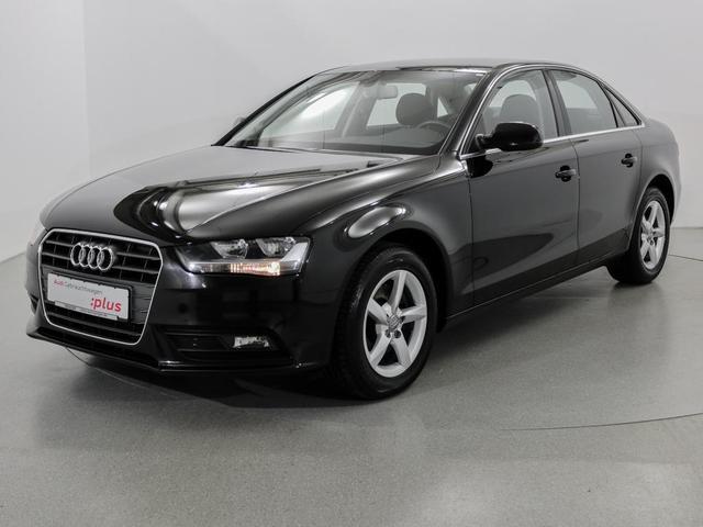gebraucht Audi A4 2.0 TDI Multitronic GRA Navi plus Limousine/A