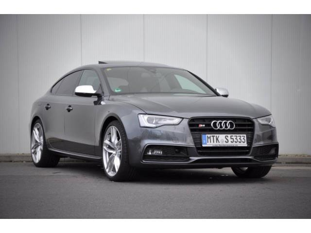 verkauft audi s5 sportback s5 sportbac gebraucht 2014 km in bochum. Black Bedroom Furniture Sets. Home Design Ideas