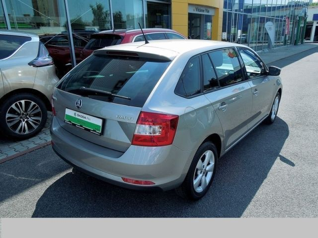 verkauft skoda rapid spaceback 1 2 tsi gebraucht 2014 km in heddesheim. Black Bedroom Furniture Sets. Home Design Ideas